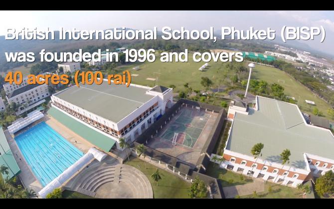 British International School, Phuket - Explainer Video