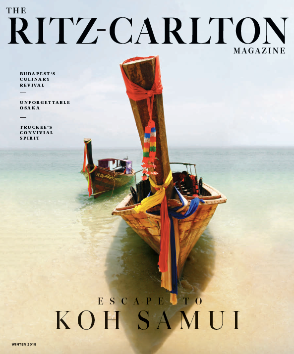 The Ritz-Carlton Magazine: Sanctuary by the Sea