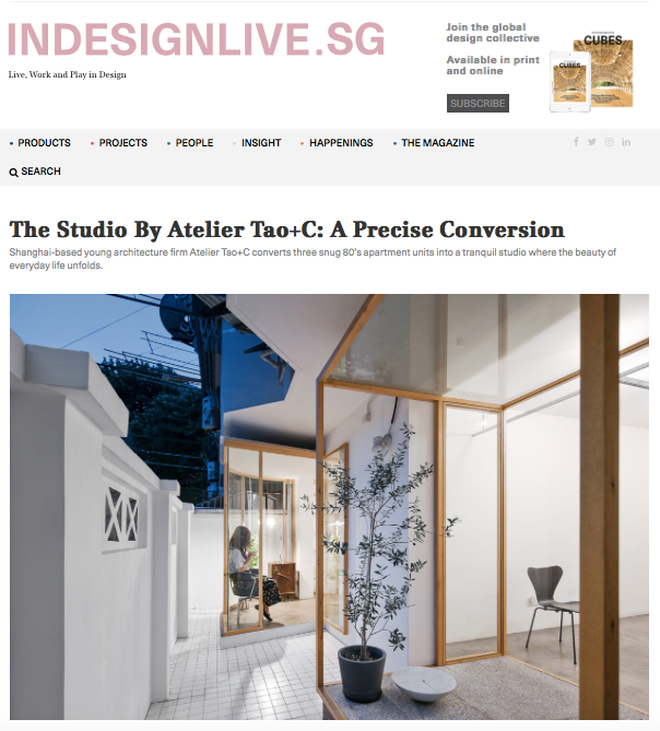 Indesignlive.sg: A Precise Conversion