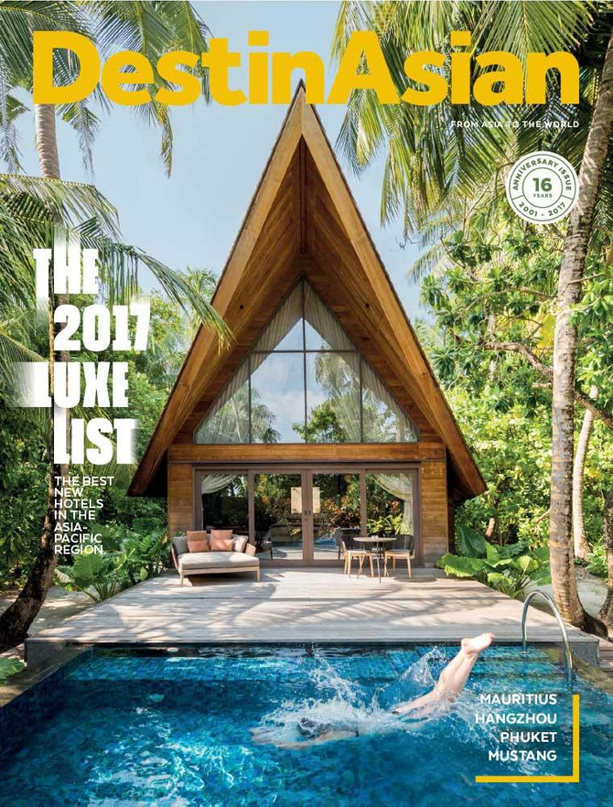 DestinAsian: Putting it All On the Table