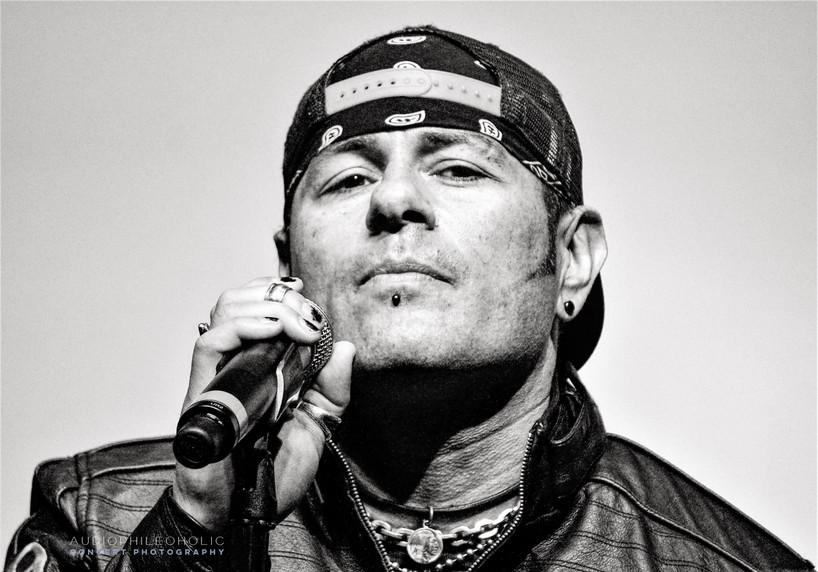 Elvis Audiophileoholic Concert Photography