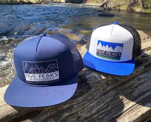 Five Peaks Trucker Hat