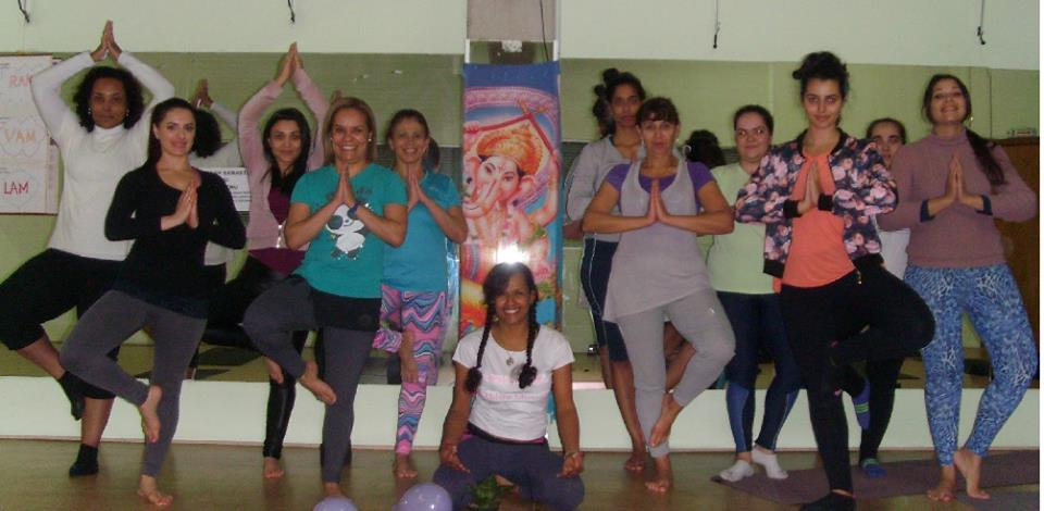 Recordacion Dia Internacional do yoga 2017