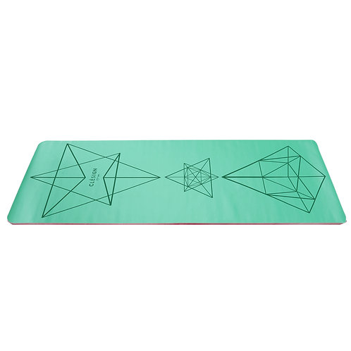 CLESIGN NILE GREEN YOGA MAT
