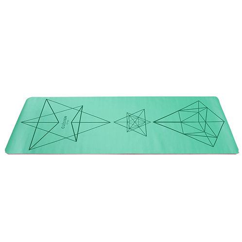 CLESIGN NILE GREEN TRAVEL MAT