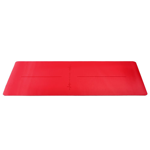 CLESIGN HEARTBEAT YOGA MAT