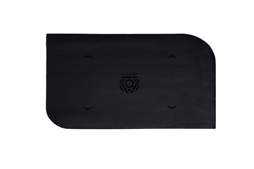 The Shining Hand Mat - UNIVERSAL BLACK