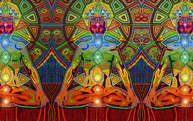 La apasionante experiencia del masaje energético