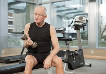Importância do Treinamento Resistido (Musculação) no Envelhecimento