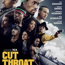 Cut Throat City In Theaters