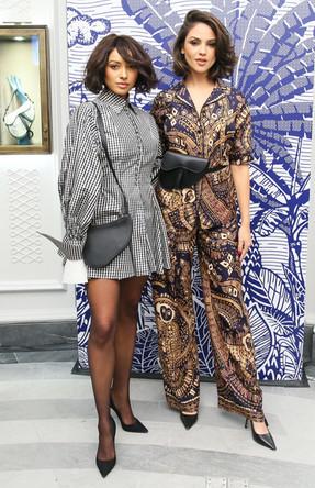 Dior x Bergdorfs Event