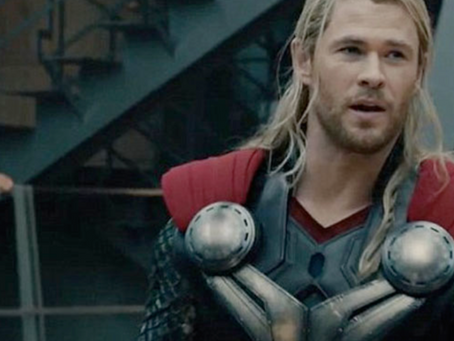 Real-life Thor Took A DNA Test (23andMe)