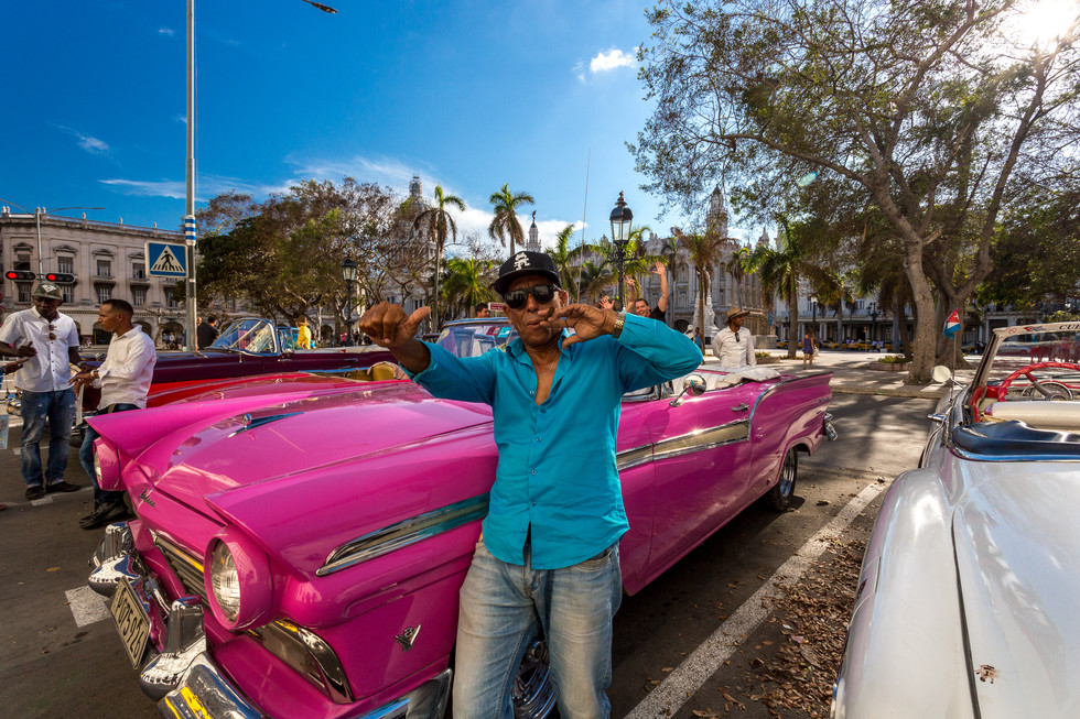 Habana Vieja, Cuba
