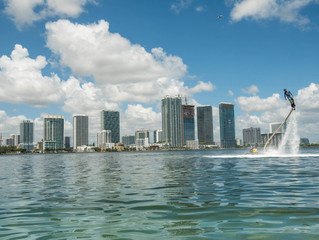 Miami - SLS, Jetboarding, and Airplane Tours