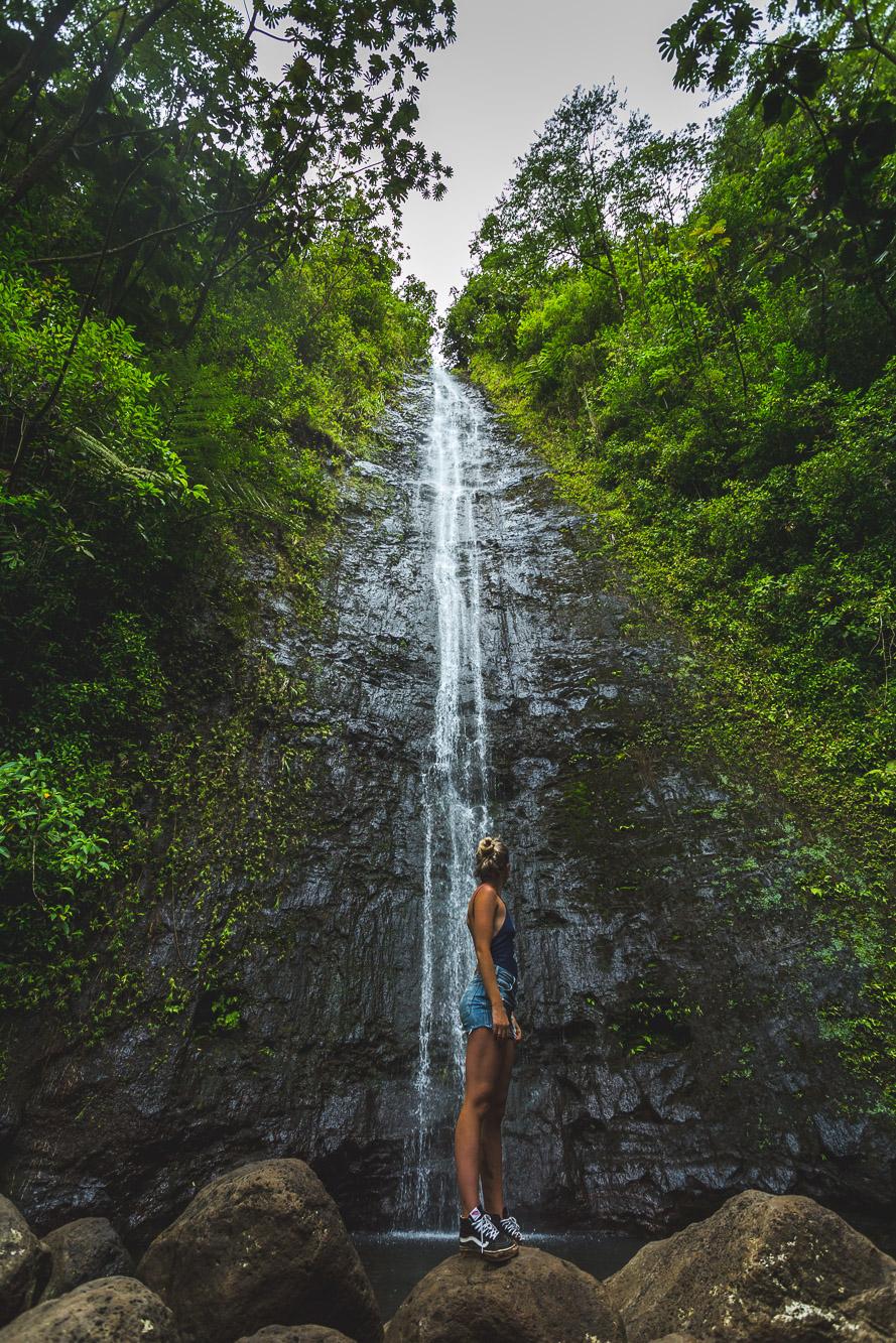 Manoa Falls Meg