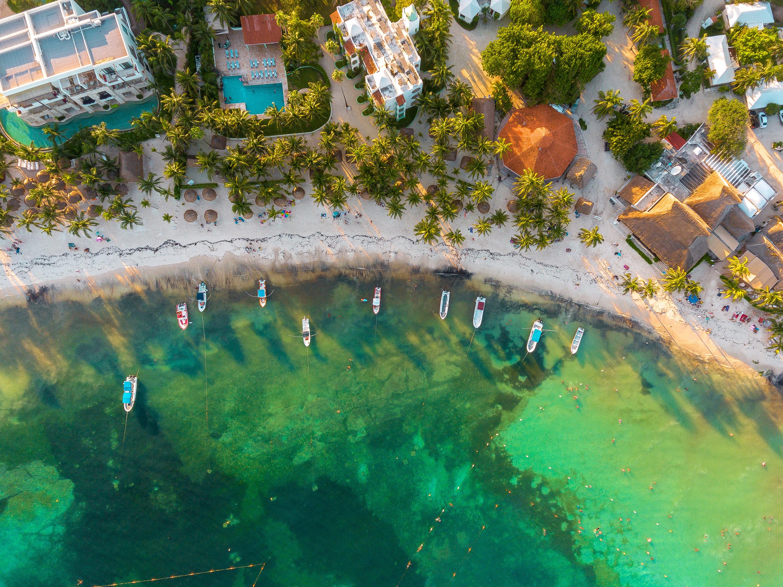 Mexico Akumal beach Alex Lemmon