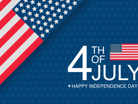 Celebrate Independence with history and 5% off!