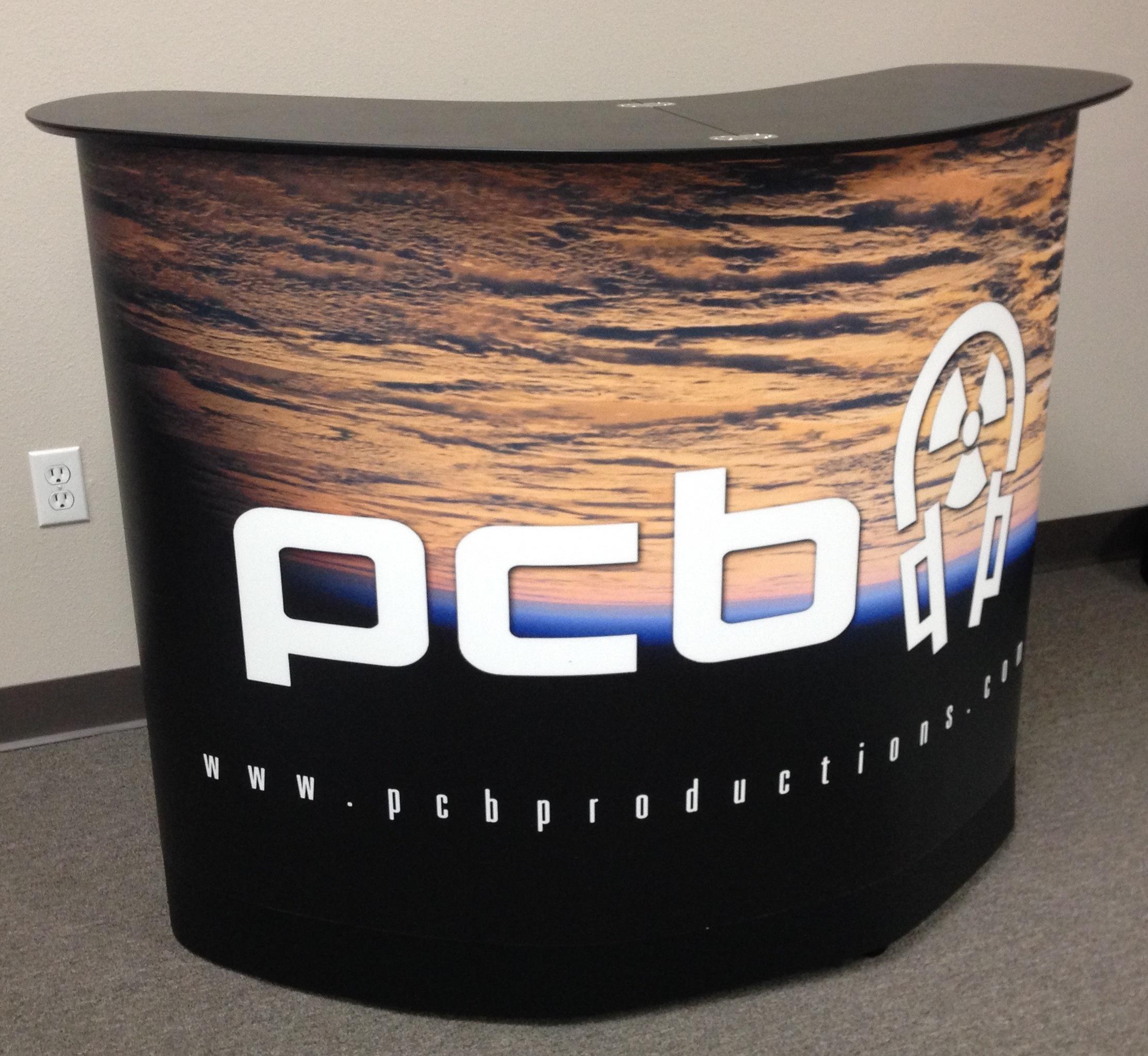 PCB Podium Counter