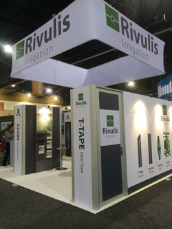 Booth with Fabric Tension 5