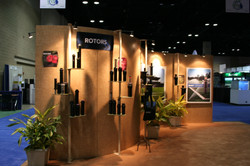 Booth with Solid Walls