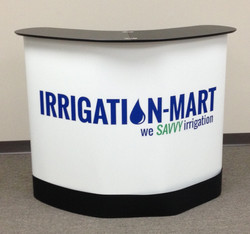 Irrigation Mart Podium Open