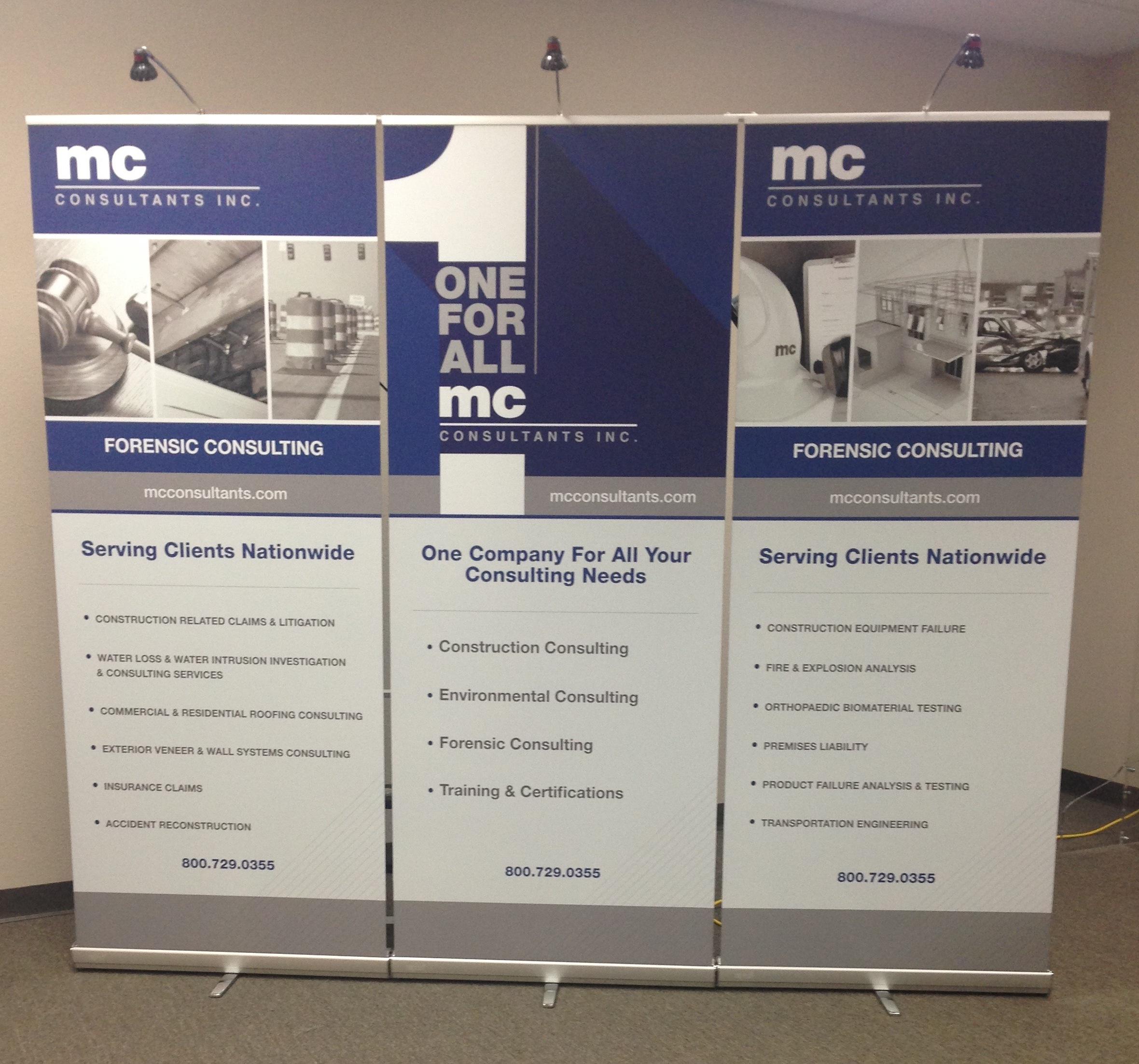MC Premium Retractable set of 3