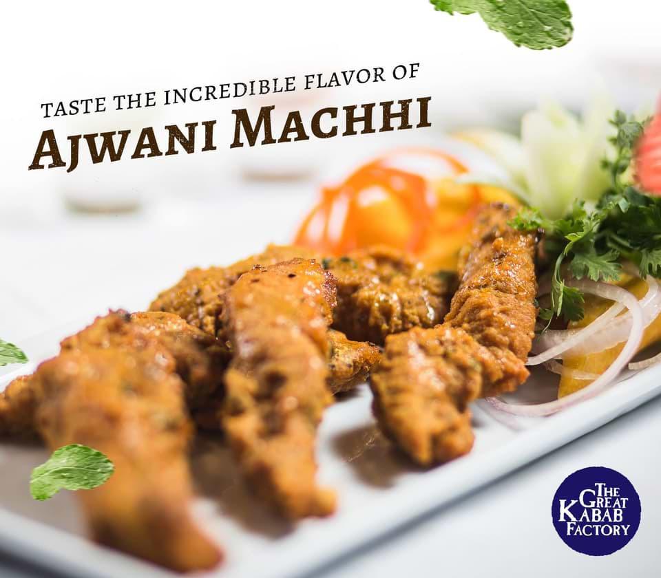 Ajwani Machhi