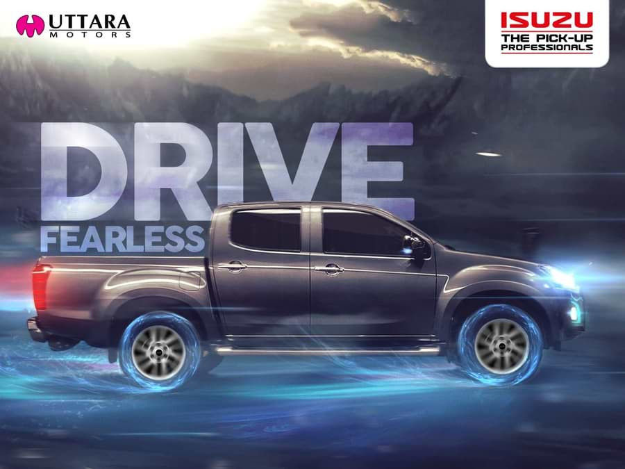 Drive Fearless