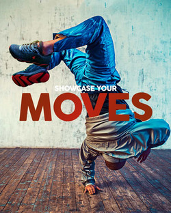 Showcase Your Moves