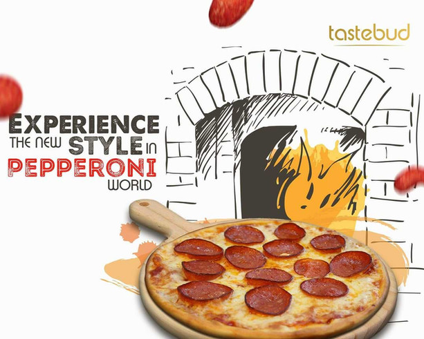 Experience Pepperoni