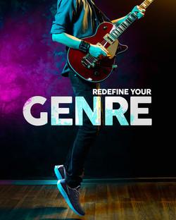 Redefine Your Genre