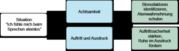 STIMMPOWER® - konkretes Beispiel - Unternehmensberatung - Fähigkeit und Ausdruck der Stimme - Stimm-Coaching und Stimmtraining