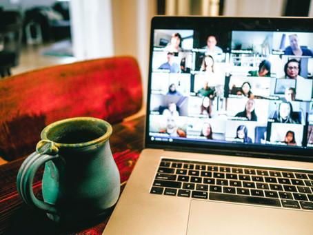 3 Tipps, wie du dein virtuelles Meeting rockst!