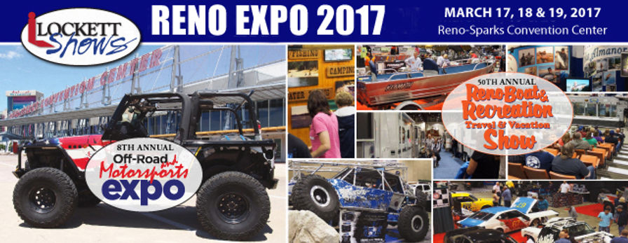 2017 Boat and Recreation, Travel and Vacation Show