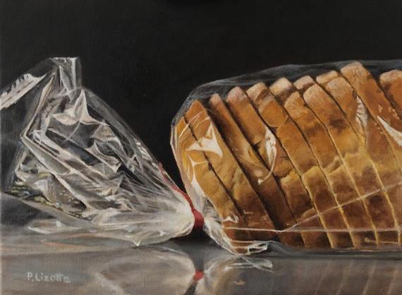 Juror's Award Sliced Bread Patti Lizotte