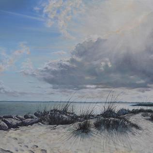 Linda Boisvert-DeStefanis, Ponce Inlet, Oil