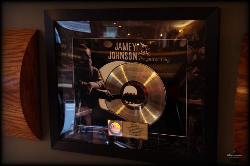 Jamey Johnson The Guitar Song Gold Recor