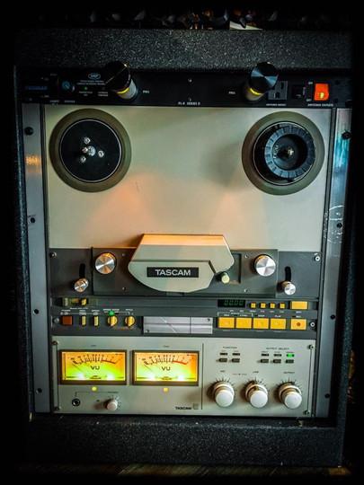 Tascam 42 2trk Machine