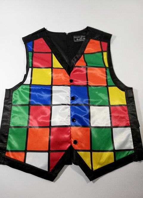 Qubik's Quick Change Vest by Lee Alex