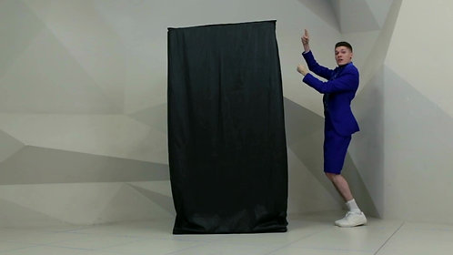 """""""Pop-up"""" Quick Change Curtain by Victor Voitko"""