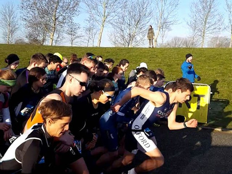 Varsity Duathlon success for OUTriC