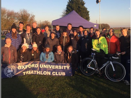 No medals at BUCS Duathlon but lots of good performances, and fun!