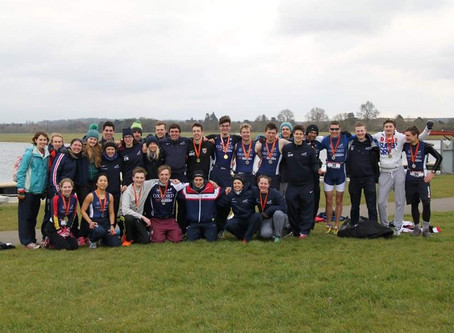 OUTriC lose out in Varsity Duathlon