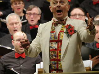 The Yorkshire Philharmonic Choir's Christmas Concert – a real cracker of a performance!