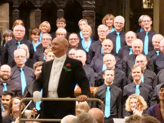Between a 'Baroque and a hard place' - Yorkshire Philharmonic Choir pulls off a triumph! Concert in