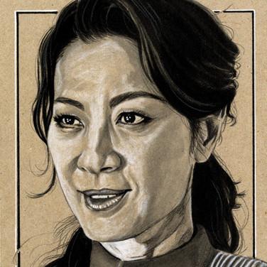 Michelle Yeo