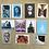 Thumbnail: 5 postcards - full colour standard A6 size