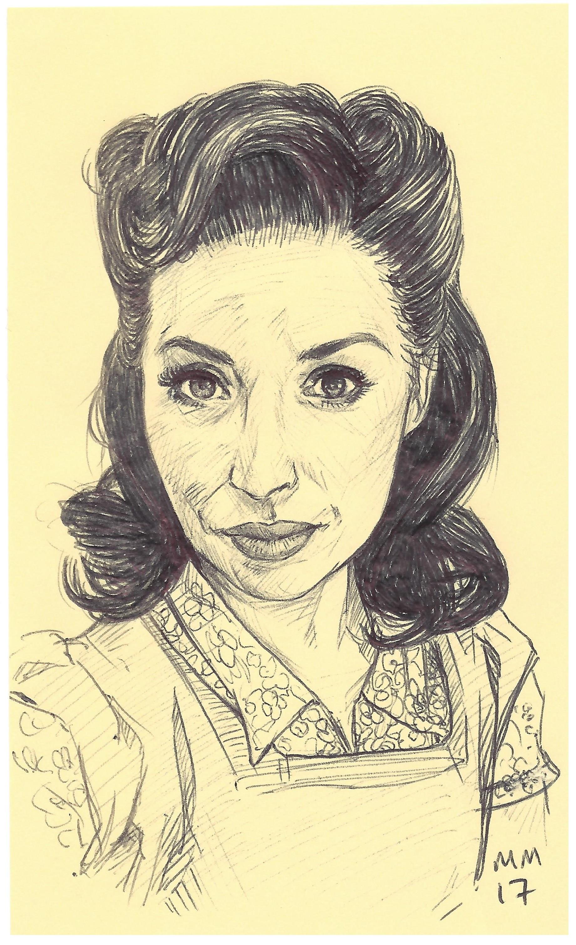 Anna Woodside