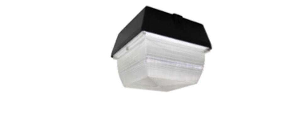 Canopy light 90W 5000K 347V