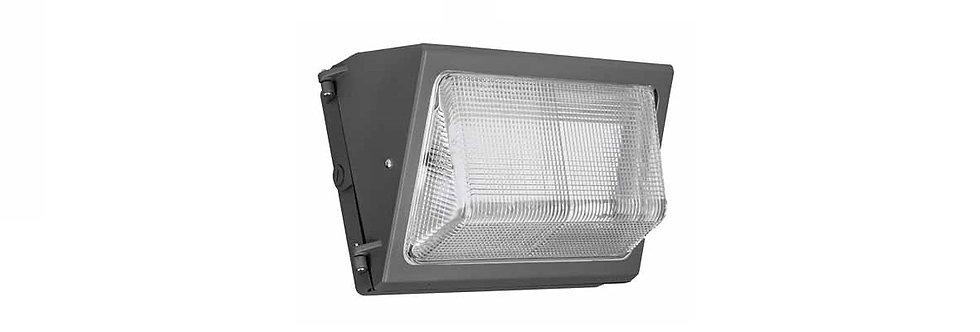 LED Wallpack 120/347 90W 5000K Black